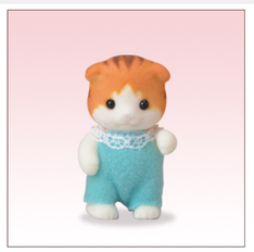 SF Maple Cat Baby Figure