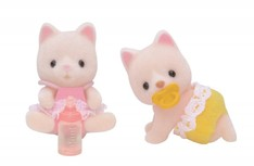 SF Silk Cat  Twins (Out of Stock)