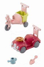 SF Tricycle and Car Set