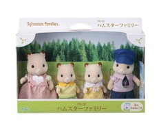 SF Hamster Family Set (Out of Stock)