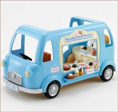 SF Ice Cream Wagon (Out of Stock)