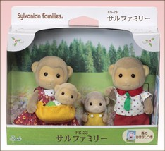 SF Monkey Family Set (JP Version) (Out of Stock)