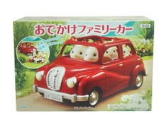 SF Red Family Car (Out of Stock)