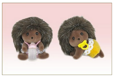 SF Hedgehog Twins (Out of Stock)